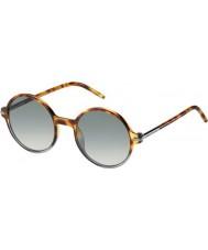 Marc Jacobs Pánská marc 48-s TMV vk spatřen havana stínované šedé sluneční brýle