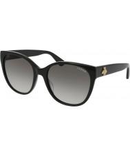Gucci Dámské gg0097s 001 sluneční brýle