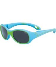 Cebe S-Kimo (ve věku 1-3) modrá zelená sluneční brýle