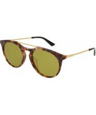 Gucci Pánské sluneční brýle gg0320s 005 53