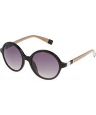 Furla Dámská lola su4966-700y lesklé černé sluneční brýle