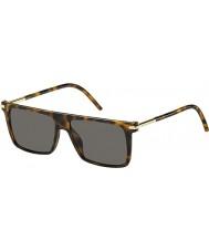 Marc Jacobs Pánská Marc-46 s TLR 8h Havana sluneční brýle