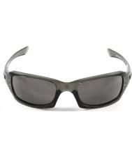 Oakley Oo9238-05 pětky čtvercový šedý kouř - teplé šedé sluneční brýle