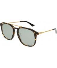 Gucci Pánské sluneční brýle gg0321s 004 55