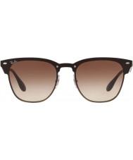 RayBan Sluneční brýle Blaze clubmaster rb3576n 41 041 13