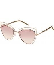 Marc Jacobs Dámy Marc 8-S TXA 05 zlato hnědé sluneční brýle