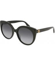Gucci Dámské gg0325s 001 55 sluneční brýle
