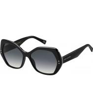 Marc Jacobs Dámy Marc 117-S 807 9o černé sluneční brýle
