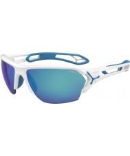 Cebe Cbstl12 s-track bílých slunečních brýlí