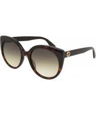 Gucci Dámské gg0325s 002 55 sluneční brýle
