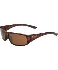 Bolle Weaver lesklý tortoiseshell polarizované A-14 sluneční brýle