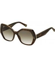 Marc Jacobs Dámy Marc 117-S zy1 cc havana sluneční brýle