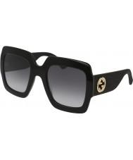 Gucci Dámy sluneční brýle gg0102s 001