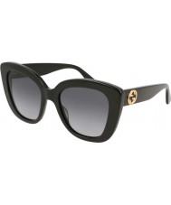 Gucci Dámské gg0327s 001 52 sluneční brýle