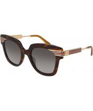 Gucci Dámy sluneční brýle gg0281s 002 50