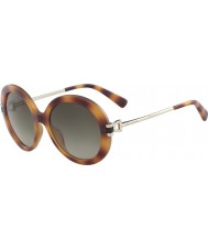 Longchamp Dámy lo605s 214 55 sluneční brýle
