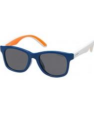 Polaroid Děti pld8001-S T20 y2 modré polarizované sluneční brýle