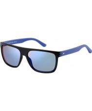 Tommy Hilfiger Pánská th 1277-S FB1 23 černé modré brýle