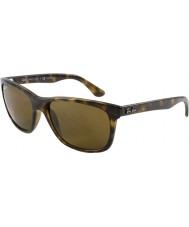 RayBan Rb4181 57 highstreet světlo želvoviny 710-83 polarizované sluneční brýle