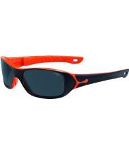 Cebe S-picy (ve věku 7-10) matné černé oranžové sluneční brýle