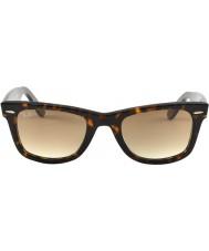 RayBan Rb2140 50 originál pocestný tortoiseshell 902-51 sluneční brýle