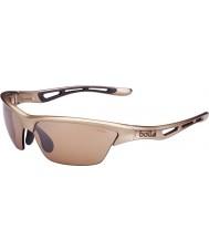 Bolle Tempest lesklý pískovcové modulátor v3 golfových sluneční brýle