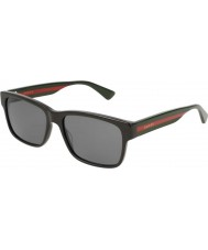 Gucci Pánské sluneční brýle gg0340s 006 58