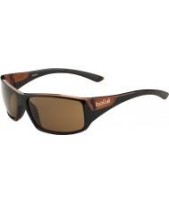 Bolle 12123 křišťálové hnědé brýle
