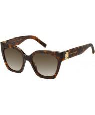 Marc Jacobs Dámy marc 182-s 086 ha sluneční brýle
