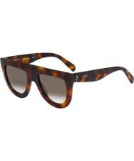 Celine Dámy cl 41398-S 05L Z3 havana sluneční brýle