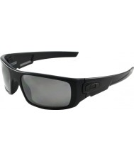 Oakley Oo9239-06 matná černá kliková hřídel - black iridium polarizované sluneční brýle