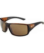 Bolle 12134 hnědé sluneční brýle tigersnake