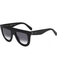Celine Dámy cl 41398-S 807 W2 černé sluneční brýle
