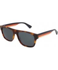 Gucci Pánské sluneční brýle gg0341s 004 56