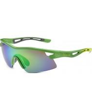 Bolle Limitovaná edice vír Orica zelená hnědá smaragd sluneční brýle