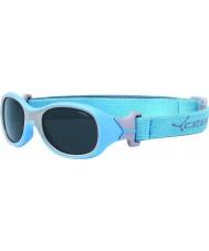 Cebe Chouka (ve věku 1-3) modré sluneční brýle