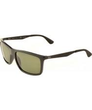 RayBan Rb4228 58 aktivní životní styl black 601-9a polarizované sluneční brýle