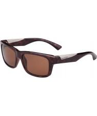 Bolle Jude lesklý tortoiseshell polarizované A-14 sluneční brýle