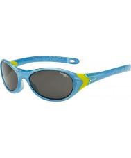 Cebe Kriket (ve věku 3-5) křišťálově modrá vápno sluneční brýle