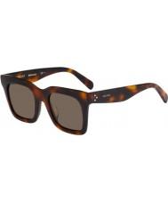 Celine Dámy cl 41411-FS 05L x7 havana sluneční brýle