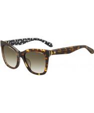 Kate Spade New York Dámská Emmylou-mailem S3P cc Havana sluneční brýle