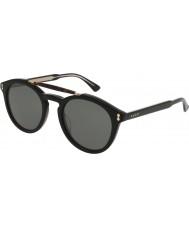 Gucci Pánské sluneční brýle gg0124s 001