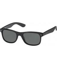 Polaroid Pld1015-s D28 y2 lesklé černé polarizované sluneční brýle