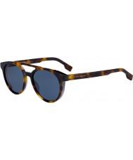 HUGO BOSS Pánské boss0972 s ipr ku 52 sluneční brýle