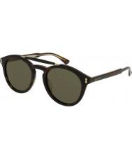 Gucci Pánské sluneční brýle gg0124s 002