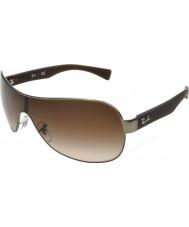 RayBan Rb3471 32 mladík matný červeného bronzu 029-13 sluneční brýle