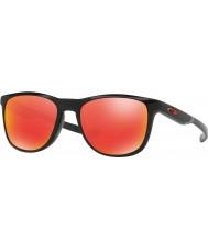 Oakley Oo9340-02 trillbe x lesklé černé - Ruby iridium sluneční brýle
