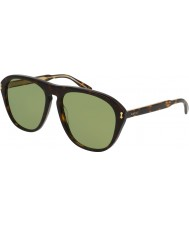 Gucci Pánské sluneční brýle gg0128s 001