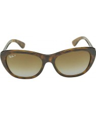RayBan Rb4227 55 highstreet světlo havana 710-T5 polarizované sluneční brýle