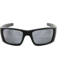 Oakley Oo9096-05 palivový článek matná černá - šedá polarizované sluneční brýle